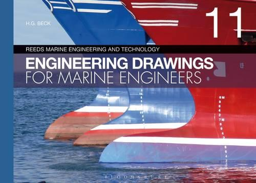 Reeds: Engineering Drawing - Reeds Marine Engineering and Technology Series v.11 (Paperback)