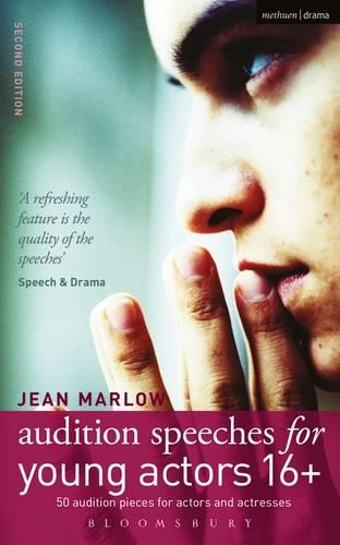 Audition Speeches for Young Actors 16+ - Audition Speeches (Paperback)