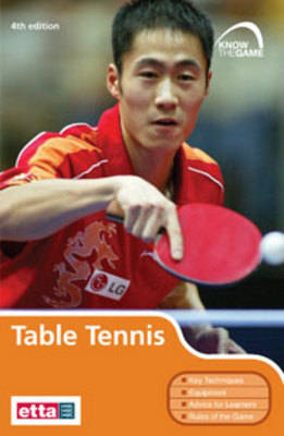 Table Tennis - Know the Game (Paperback)