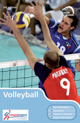Volleyball - Know the Game (Paperback)