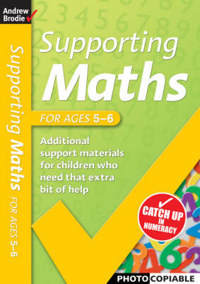 Supporting Maths for Ages 5-6 - Supporting Maths (Paperback)
