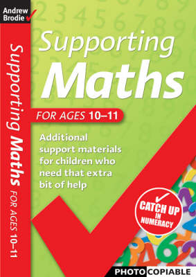Supporting Maths for Ages 10-11 - Supporting Maths (Paperback)