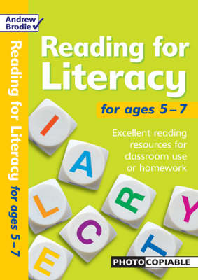 Reading for Literacy for Ages 5-7 - Reading for Literacy (Paperback)