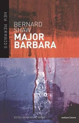 Major Barbara - New Mermaids (Paperback)