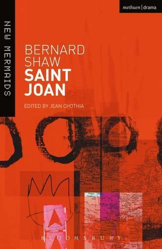 Saint Joan - New Mermaids (Paperback)