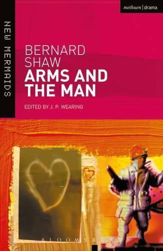 Arms and the Man - New Mermaids (Paperback)