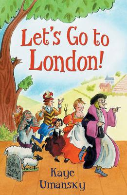 Let's Go to London - White Wolves: Playscripts (Paperback)