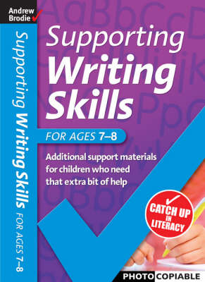 Supporting Writing Skills 6-7 - Supporting Writing Skills (Paperback)