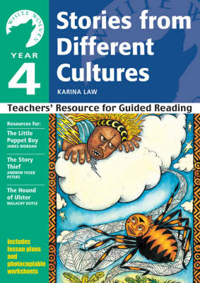 Year 4 Stories from Different Cultures: Year 4: Teachers' Resource for Guided Reading - White Wolves: Stories from Different Cultures (Paperback)