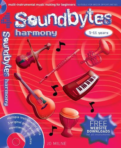 Soundbytes 4 - Harmony - Soundbytes