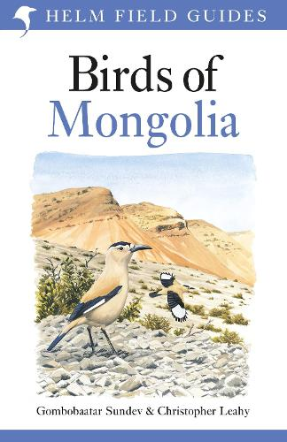 Birds of Mongolia - Helm Field Guides (Paperback)