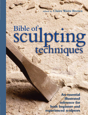 The Bible of Sculpting Techniques: an Illustrated Guide for Beginners (Spiral bound)
