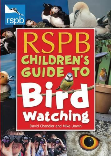 RSPB Children's Guide to Birdwatching - RSPB (Paperback)