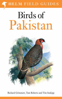 Birds of Pakistan - Helm Field Guides (Paperback)