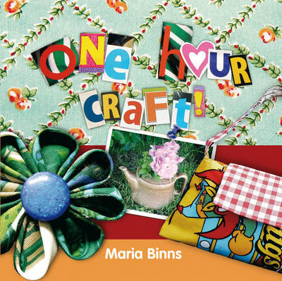 One Hour Craft (Paperback)