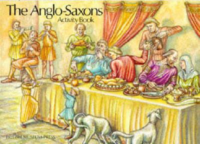Anglo-Saxon Activity Book (Paperback)