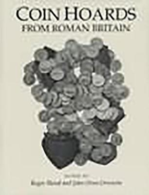 Coin Hoards from Roman Britain Volume (Hardback)