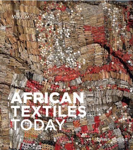 African Textiles Today (Hardback)