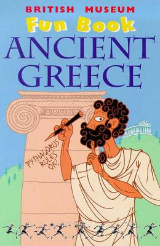 Ancient Greece - British Museum Fun Books (Paperback)