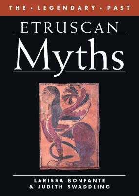 Etruscan Myths (Legendary Past) (Paperback)
