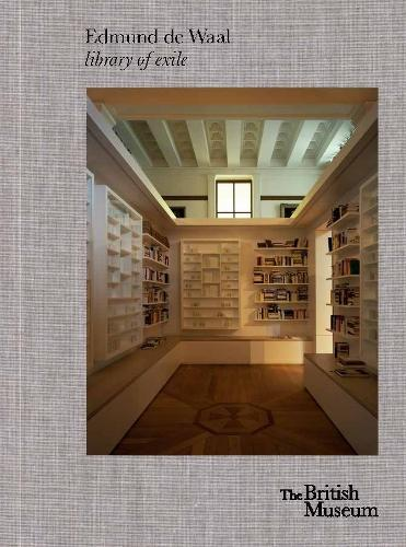 Edmund de Waal: library of exile (Hardback)