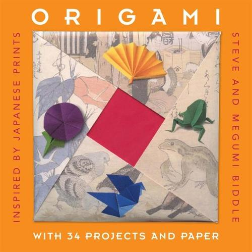 Origami: Inspired by Japanese Prints - Gift Sets (Spiral bound)