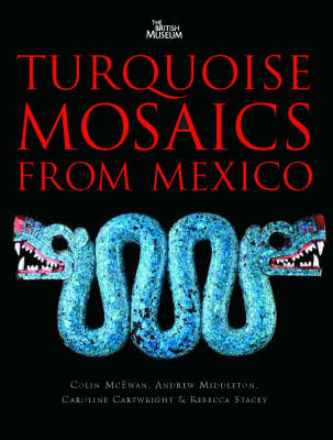 Turquoise Mosaics from Mexico (Paperback)