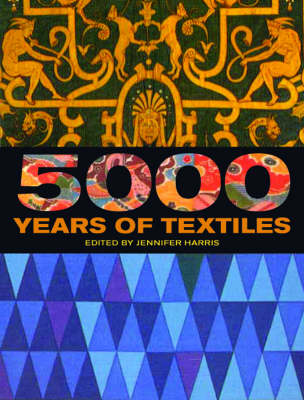 5000 Years of Textiles (Paperback)