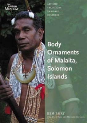 Body Ornaments of Malaita, Solomon Islands (Paperback)