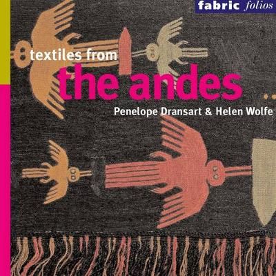 Textiles from the Andes - Fabric Folios (Paperback)