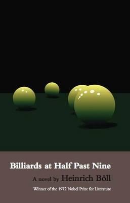 Billiards at Half Past Nine (Paperback)