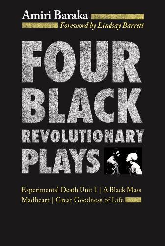 Four Black Revolutionary Plays (Paperback)