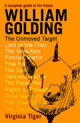 William Golding: The Unmoved Target (Paperback)