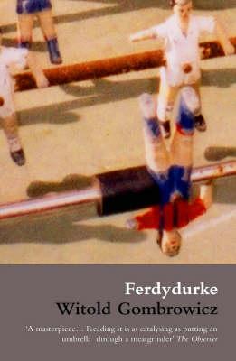 Ferdydurke (Paperback)