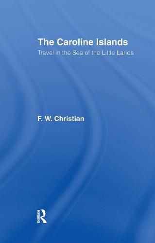 Caroline Islands (Hardback)