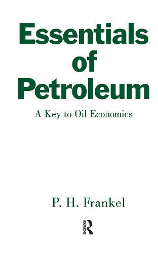 Essentials of Petroleum (Hardback)