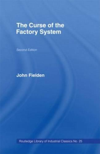 Curse of the Factory System (Hardback)