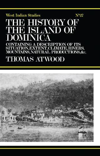 History Of The Island Of Domi (Hardback)