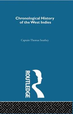 Chronicle History of the West Indies (Hardback)