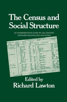Census and Social Structure (Hardback)