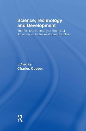Science, Technology and Development (Hardback)