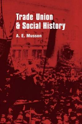 Trade Union and Social Studies (Hardback)