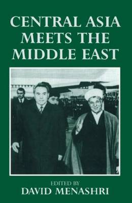 Central Asia Meets the Middle East (Paperback)