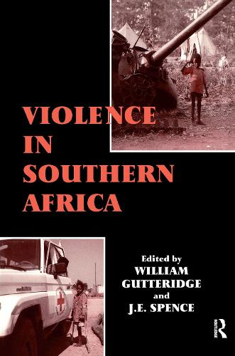 Violence in Southern Africa (Hardback)