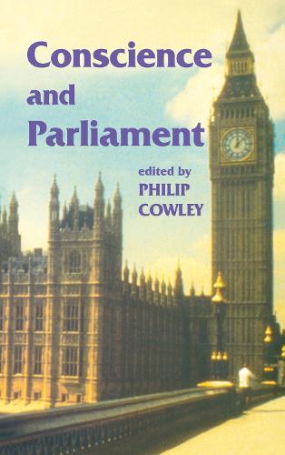 Conscience and Parliament (Hardback)
