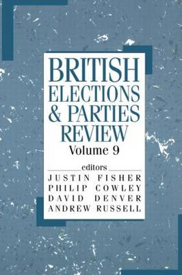 British Elections & Parties Review (Hardback)