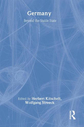Germany: Beyond the Stable State (Hardback)