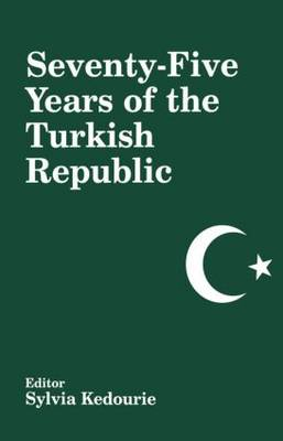Seventy-five Years of the Turkish Republic (Paperback)