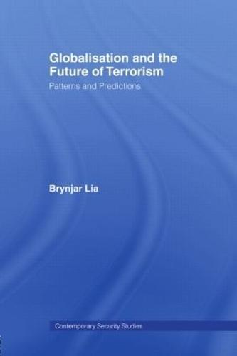Glob & Future of Terrorism Pb (Paperback)