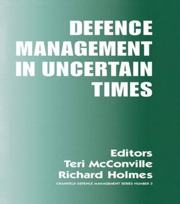 Defence Management in Uncertain Times (Paperback)